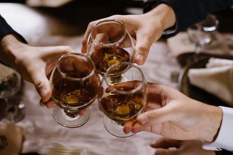 Un cognac et puis au lit !