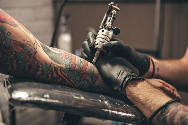Un tatouage à 500€