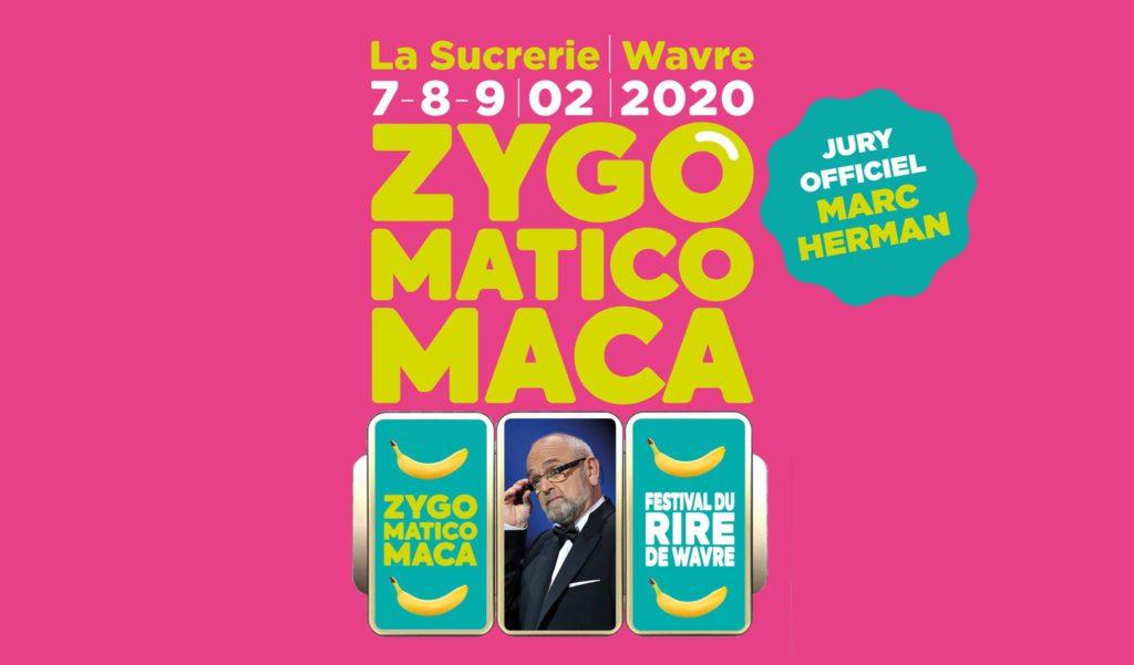 Zygomaticomaca @La Sucrerie à Wavre